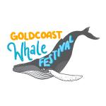 gold coast whale festival logo