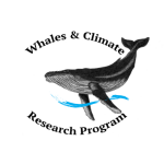 whale and climate research program logo