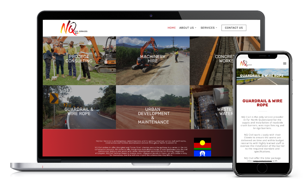 Civil Services Website